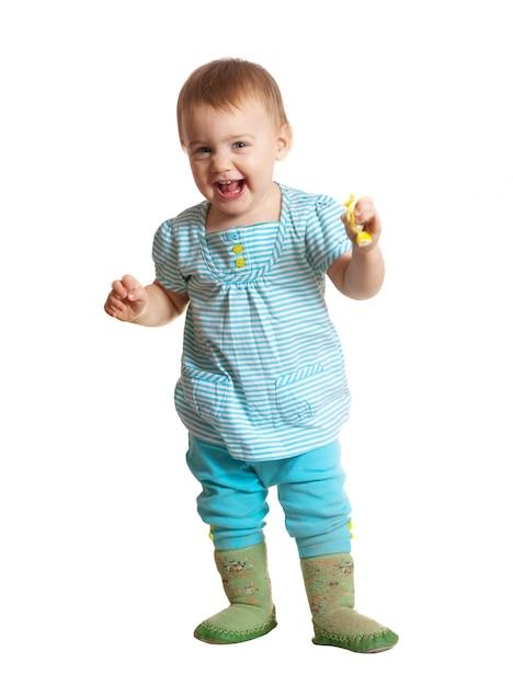 Happy toddler Free Photo