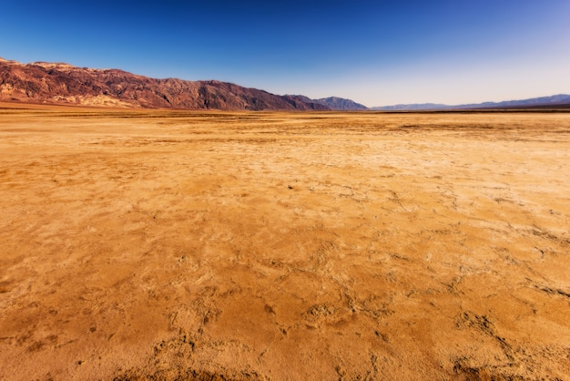 Harsh death valley Free Photo