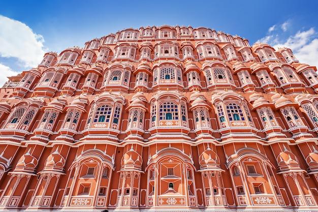 Hawa mahal palace, jaipur Premium Photo