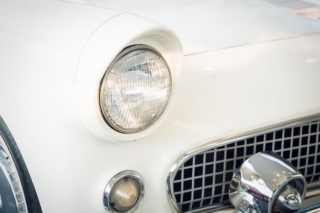 Headlight lamp car Free Photo