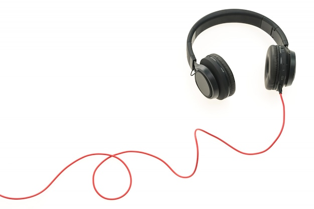 headphones audio for listen Free Photo