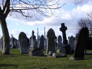 Headstones, headstone Free Photo