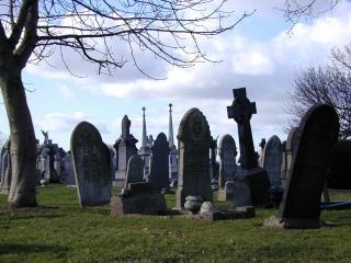 Headstones, headstone