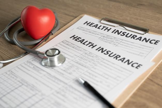 Premium Photo Health Insurance Medical Risk Safety Healthcare Medical Digital Insurance