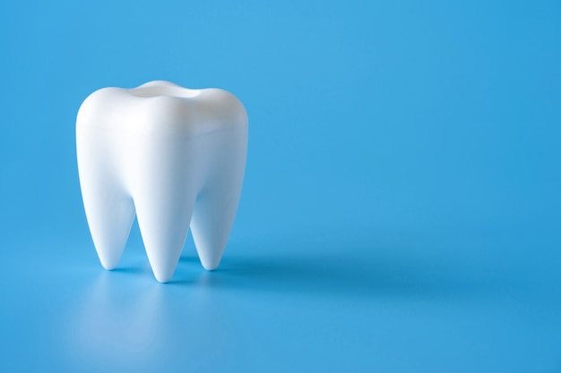 Healthy dental equipment tools for dental care professional  dental concept Premium Photo