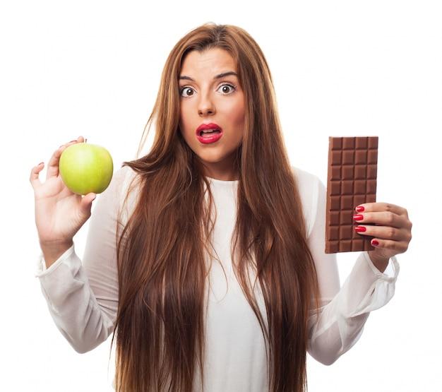 Healthy lifestyle thinking balance choose Free Photo