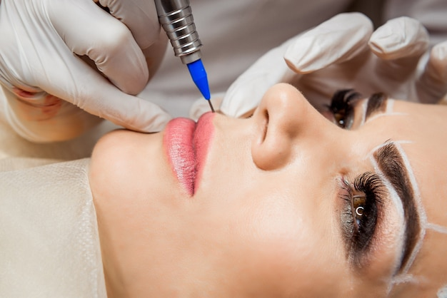 Are Lip Tattoos Dangerous For You?