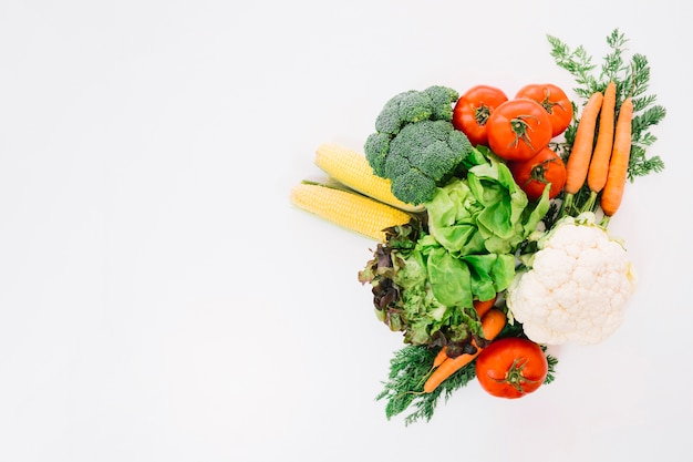 Healthy vegetables Free Photo