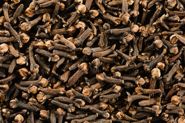 Heap of cloves Free Photo