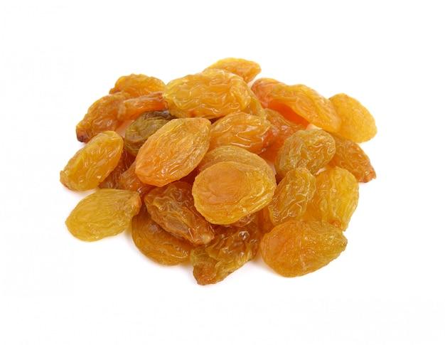Heap of raisin Premium Photo