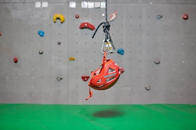 Helmet of climber Free Photo