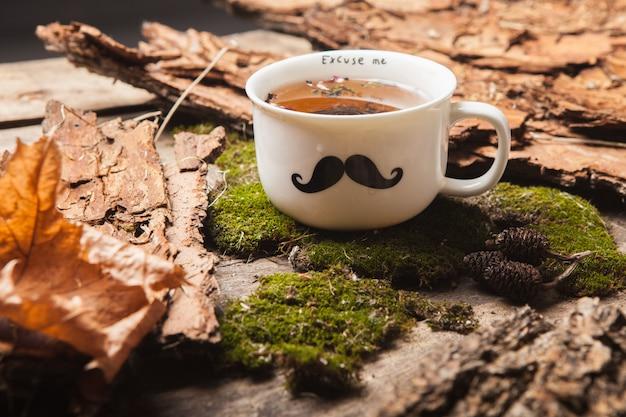 The herbal tea Free Photo