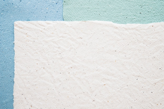 High angle view of colorful papers background Free Photo