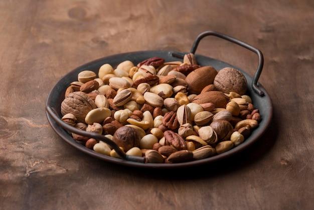 Закуска из органических орехов Бесплатные Фотографии