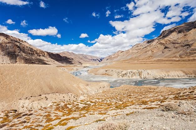 Himalayas landscape Premium Photo