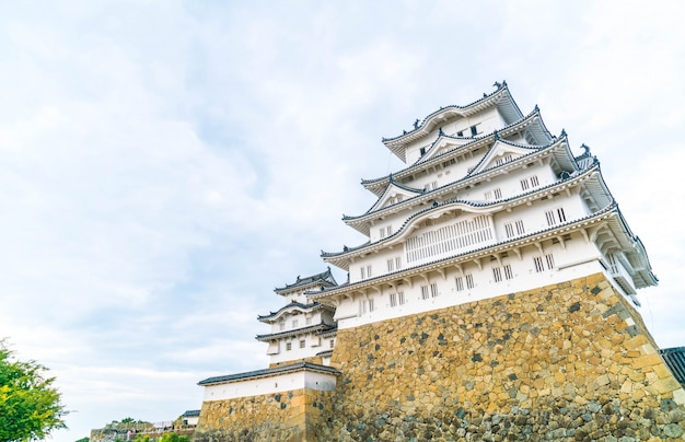 Himeji castle in hyogo prefecture japan unesco world heritage himeji castle in hyogo prefecture japan unesco world heritage premium photo publicscrutiny Choice Image