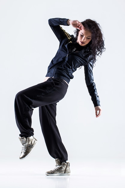 Hip-hop dancer Free Photo
