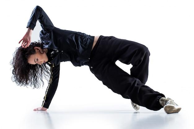 Hip-hop dancer Free Photo