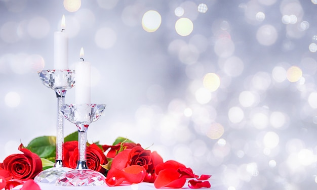 Holiday background for mothers day, 8 march, birthday, valentine day, wedding Premium Photo