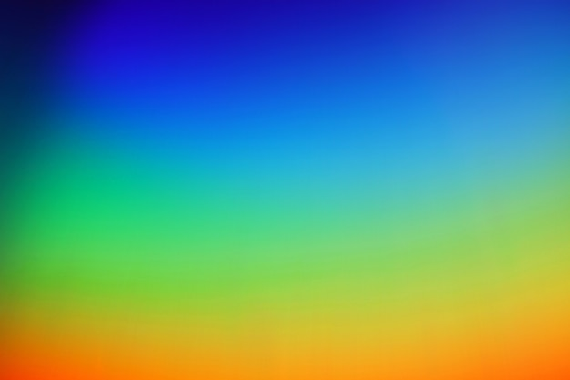 Holographic rainbow colorful abstract background. Premium Photo