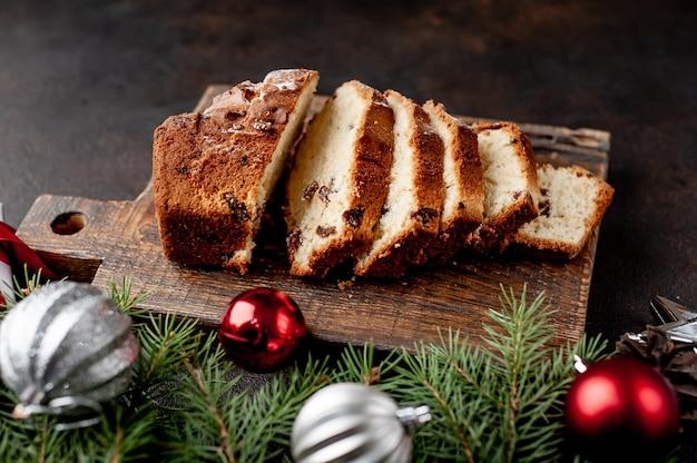 クリスマスのための自家製クッキー Premium写真