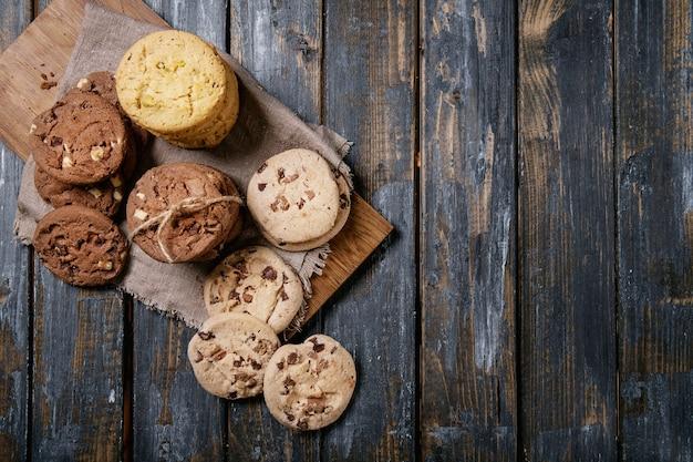 Homemade cookies Premium Photo
