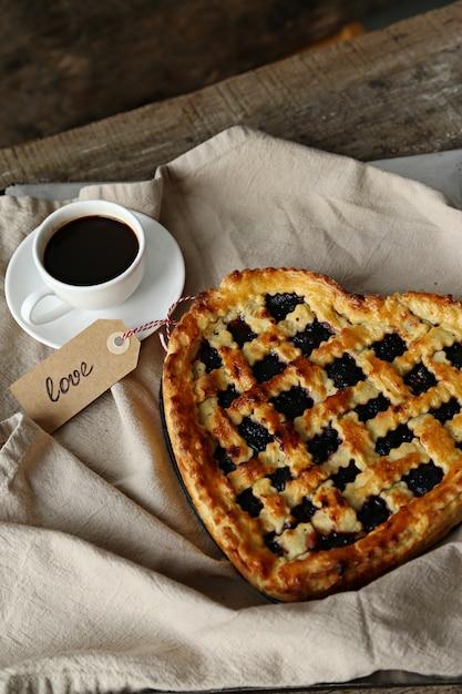 Homemade pie Free Photo