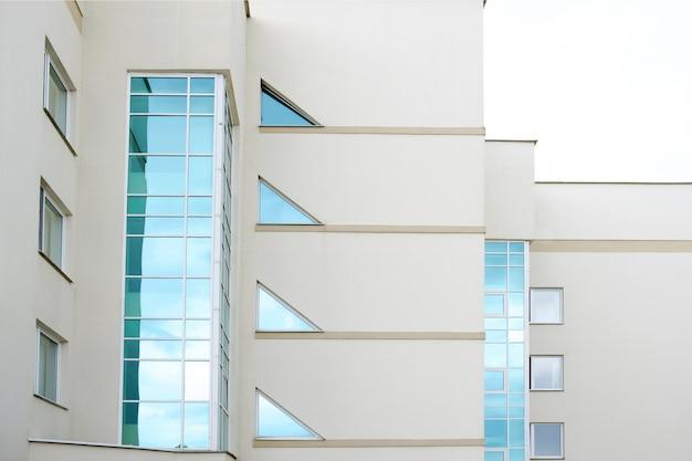 Hospital building facade Premium Photo