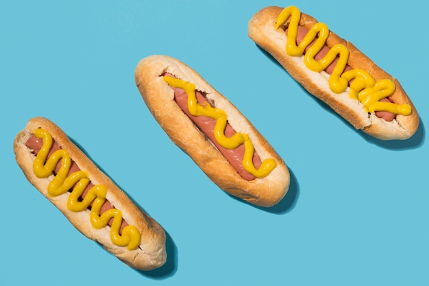 Hot dogs Free Photo
