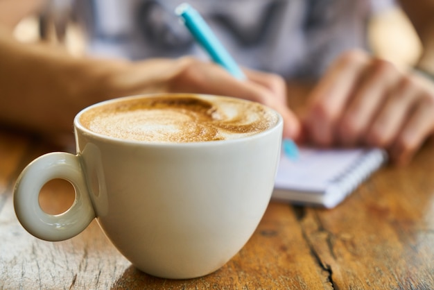 hot drink woman mug macro freshness Free Photo