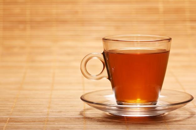 Hot and fresh tea Free Photo