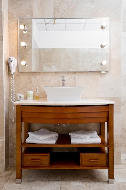 Bagno dell'hotel Foto Gratuite
