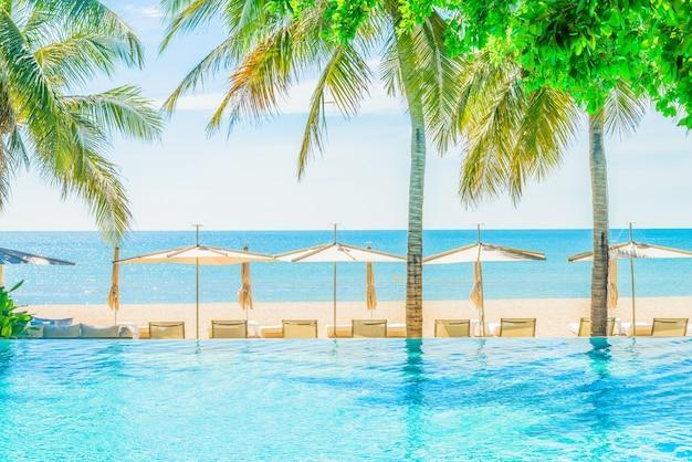 Hotel pool resort Free Photo