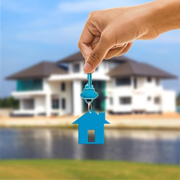 House key Premium Photo