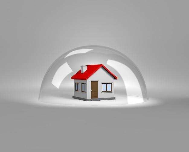 House protection Premium Photo