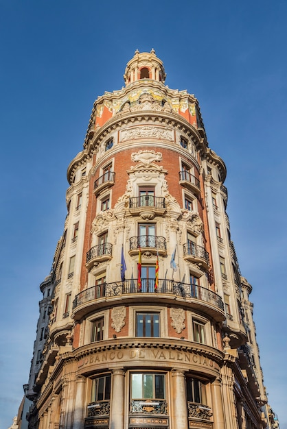 House in valencia Premium Photo