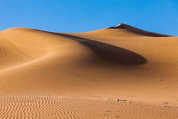 Huacachina desert dunes Premium Photo