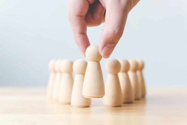 Human resource, talent management, recruitment employee Premium Photo
