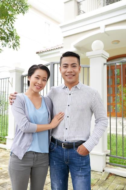 Husband and wife Free Photo
