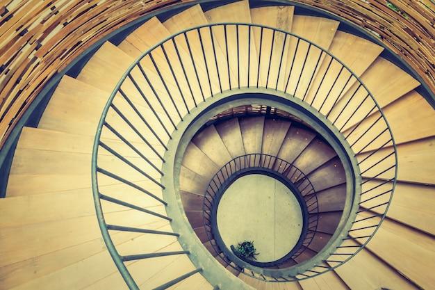 Hypnosis swirl stairs abstract interior photo free download - Escalier en tourbillon ...