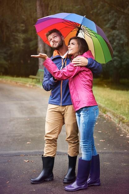 Я думаю нам не нужен зонт Бесплатные Фотографии
