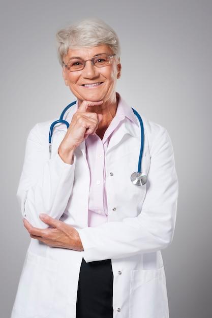 私は完璧な医者になろうとしています 無料写真