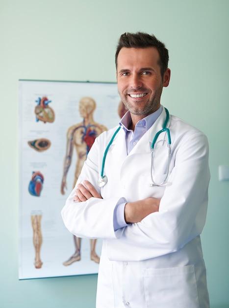 私は最高の医者になろうとしています 無料写真