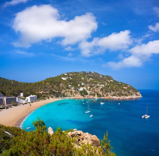Ibiza cala sant vicent also san vicente Photo | Premium Download