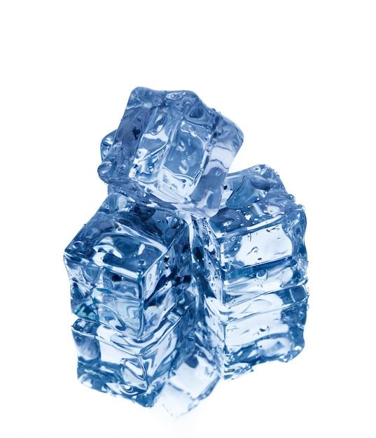 Ice blocks Premium Photo