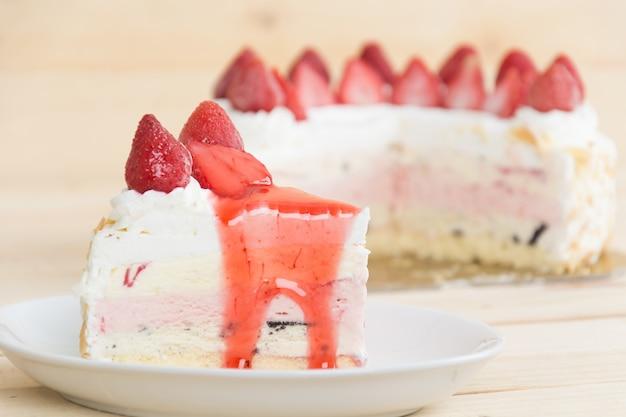 Ice Cake Images Free Download : Ice-cream cake Photo Free Download