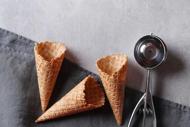 Cono gelato Foto Gratuite