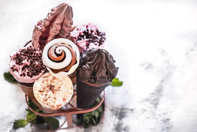 Рожок мороженого Бесплатные Фотографии