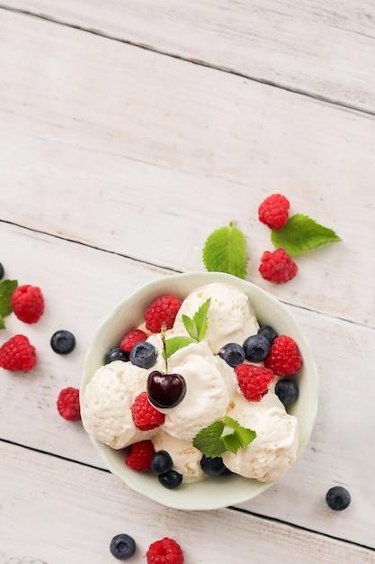 アイスクリーム 無料写真