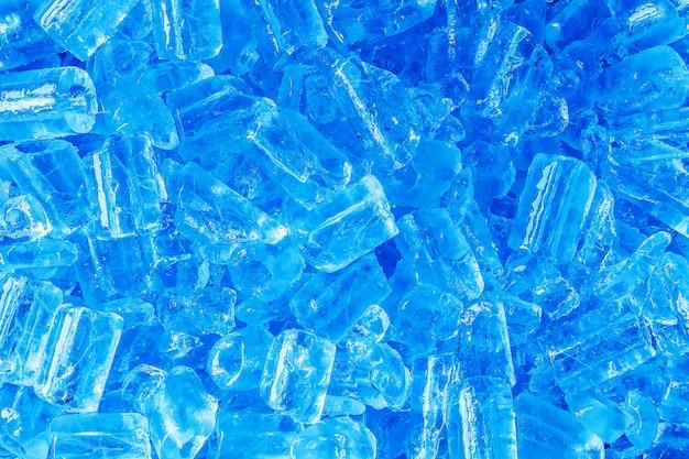 Ice cubes for drinks Premium Photo